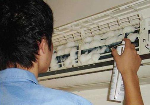 無錫空調清洗